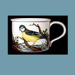 Portmeirion Birds Of Britain Blue Titmouse