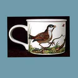 Portmeirion Birds Of Britain Marsh Titmouse