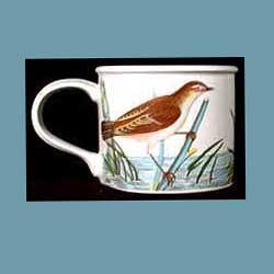 Portmeirion Birds Of Britain Sedge Warbler