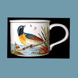 Portmeirion Birds Of Britain Redstart